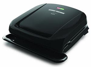 George Foreman GRP1060B Grill Review