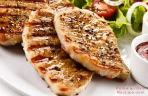 Apple Balsamic Grilled Chicken Breast