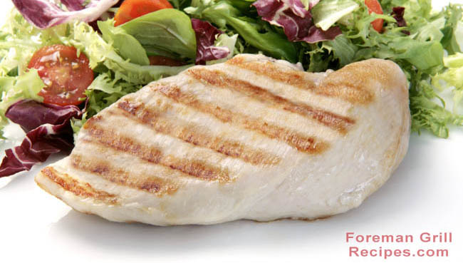 Easy Boneless Skinless Chicken Breast Foreman Grill Recipes