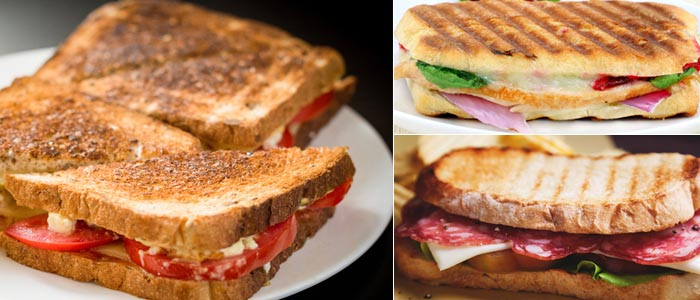 Foreman Grill Sandwich Recipes Recipe