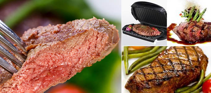 George Foreman Grill Steak Recipes Recipe