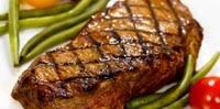 Sirloin Steak on the Foreman Grill