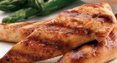 George foreman bbq chicken recipe