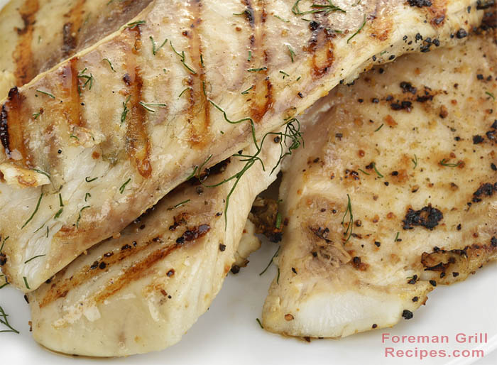 Easy Grilled Tilapia Foreman Grill Recipes