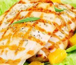 Grilled Citrus Chicken Breast