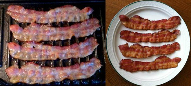 Bacon Perfect And Easy Foreman Grill Recipes