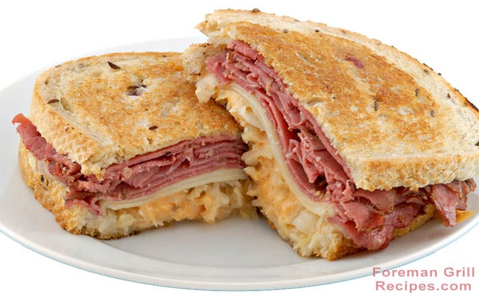Turkey, Pastrami and Swiss Melt Recipe