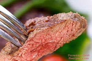 Easy Grilled New York Strip Steak