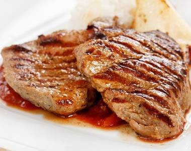 Grilled Brown Sugar Pork Chops Recipes — Dishmaps