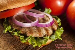 Easy Low Sodium Grilled Turkey Burgers