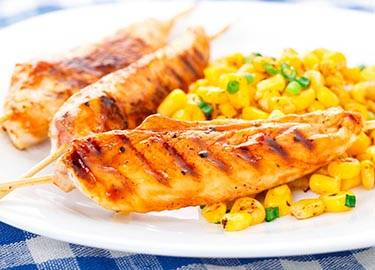 Grilled Honey Mustard Chicken - Foreman Grill Recipes