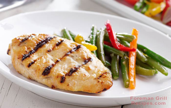 Healthy Grilled Chicken Breast Recipe