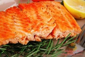 Unbelievable Grilled Salmon