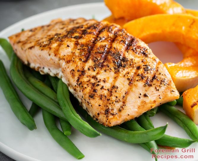 Mind Blowing Blackened Salmon Foreman Grill Recipes