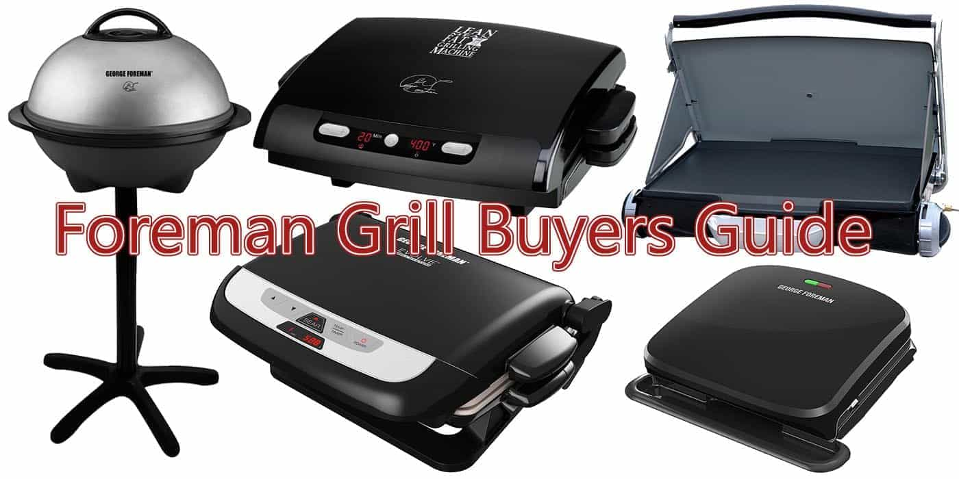 Best george foreman grills 2018 in depth buyers guide - Buy george foreman grill ...