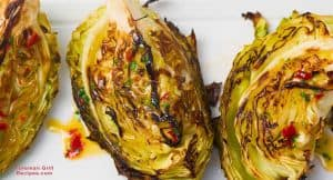 Grilled Cabbage on George Foreman Grill Recipe