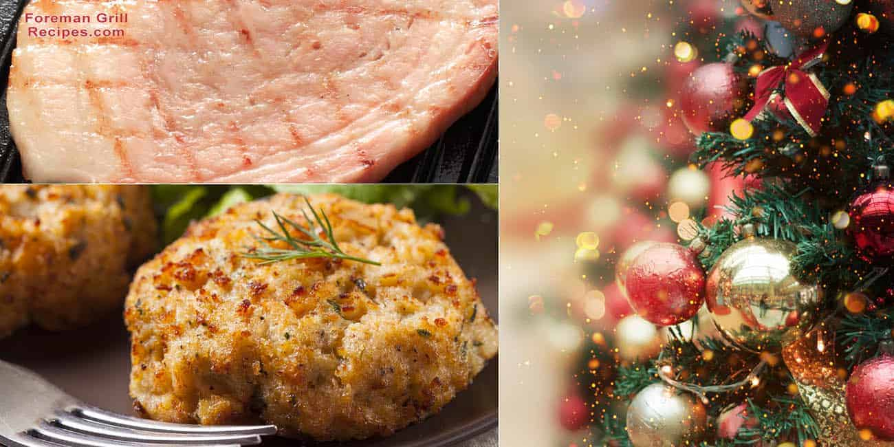 Foreman Grill Christmas Recipe