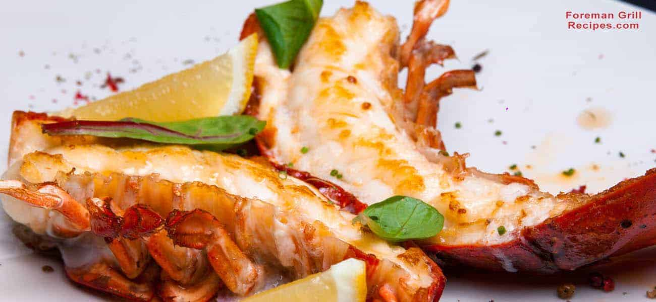 Grilled Lobster Tails and Classic Lobster Rolls Recipe