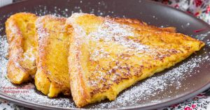 Foreman grill classic french toast